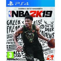 NBA 2K19 Steelbook - Usato