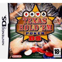 Texas Hold'Em Poker DS - Usato