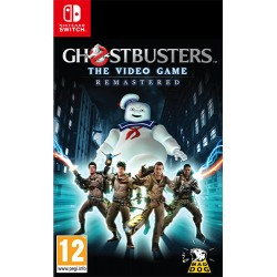 Ghostbusters The Video Game...