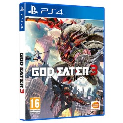 God Eater 3 - Usato