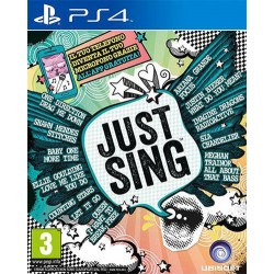 Just Sing - Usato