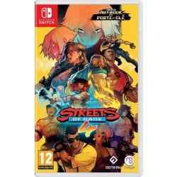 Streets of Rage 4 - Usato