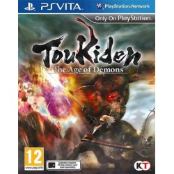 Toukiden The Age of Demons...