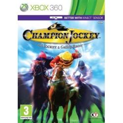 Champion Jockey G1 Jockey &...