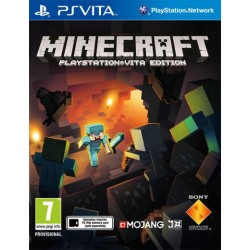 Minecraft PlayStation Vita...