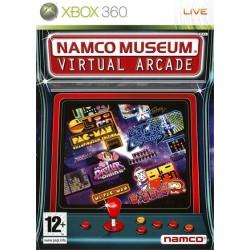 Namco Museum Virtual Arcade...