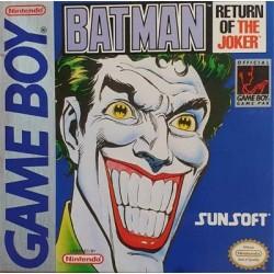 Batman Return of the Joker...