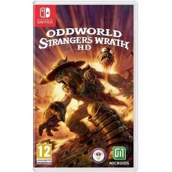 Oddworld Stranger's Wrath...