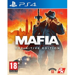 Mafia Definitive Edition -...