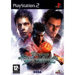 Virtua Fighter 4 Evolution...