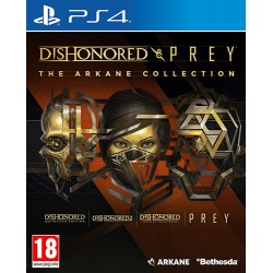 Dishonored & Prey The...
