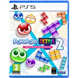 Puyo Puyo Tetris 2 Launch...