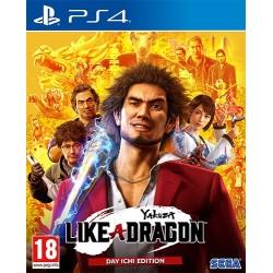Yakuza Like a Dragon - Day...