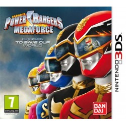 Power Rangers Megaforce -...