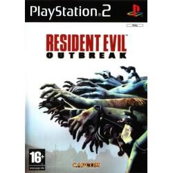 Resident Evil Outbreak - Usato