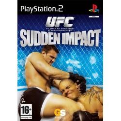 UFC Sudden Impact - Usato