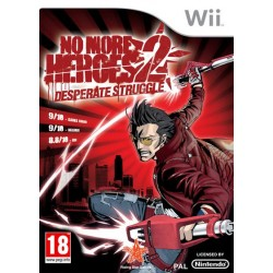 No More Heroes 2: Desperate...