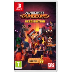 Minecraft Dungeons - Hero...