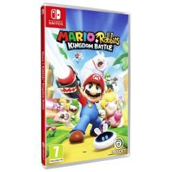 Mario + Rabbids Kingdom...