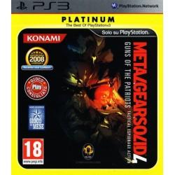 Metal Gear Solid 4: Guns of...