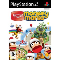 EyeToy Monkey Mania - Usato