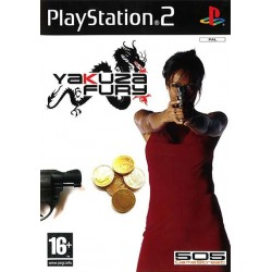 Yakuza Fury - Usato