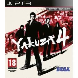 Yakuza 4 - Usato
