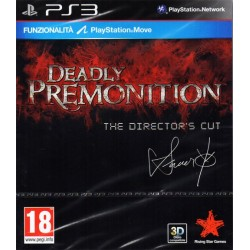 Deadly Premonition...