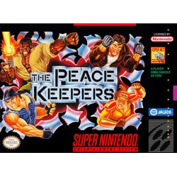 The Peace Keepers - Usato