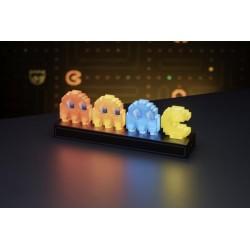 Lampada Pac-Man e Fantasmi...