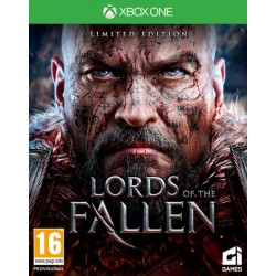 Lords of the Fallen - Usato
