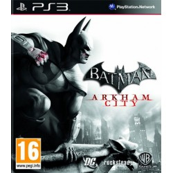 Batman Arkham City - Usato