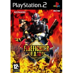 Firefighter F.D. 18 - Usato