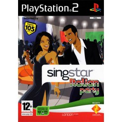 SingStar Italian Party - Usato