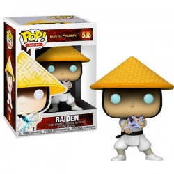 Funko Pop! Games - Mortal...