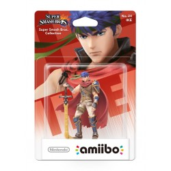 Amiibo Super Smash Bros Ike