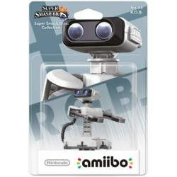 Amiibo Super Smash Bros R.O.B.