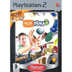 EyeToy Play 2 - Usato