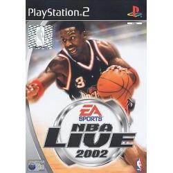 NBA Live 2002 - Usato