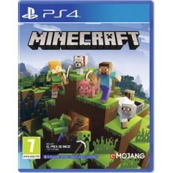Minecraft PlayStation 4...