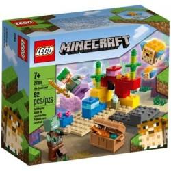 LEGO Minecraft La Barriera...