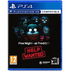 Five Night at Freddy's VR -...