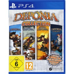Deponia Collection - Usato