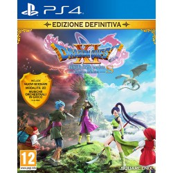 Dragon Quest XI S Echi di...