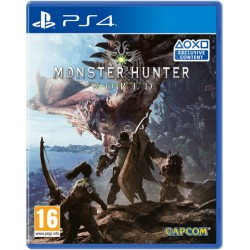 Monster Hunter World - Usato