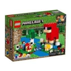 LEGO Minecraft La Fattoria...