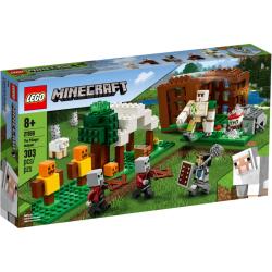 LEGO Minecraft L'avamposto...