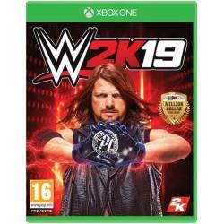 WWE 2K19 - Usato