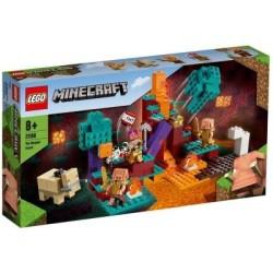 LEGO Minecraft La Warped...