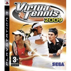 Virtua Tennis 2009 - Usato